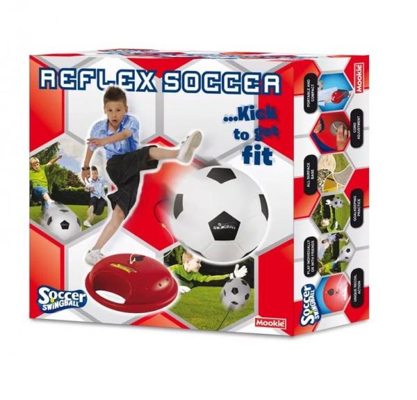 Детский Футбол Reflex Soccer Swingball Mookie