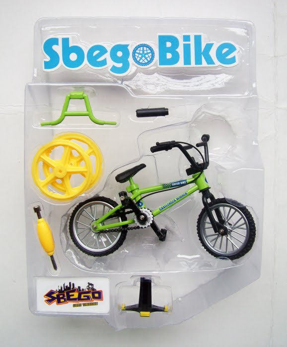 Finger sport: Bike 90B
