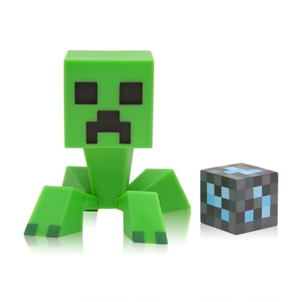 Фигурка Minecraft Creeper, 16 см