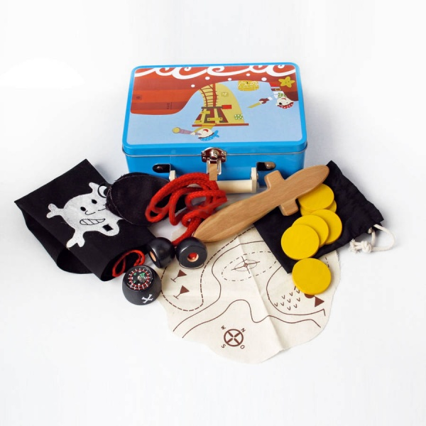 Чемоданчик Пирата Pirate's suitcase, Linda Toys